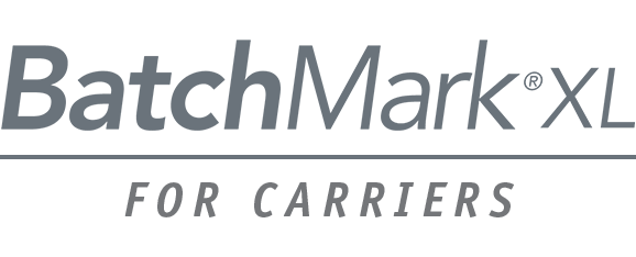 BatchMark® XL for Carriers