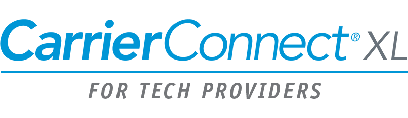 CarrierConnect® XL for Technology Providers