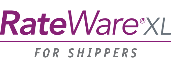 RateWare® XL for Shippers